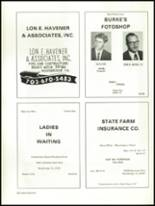 1975 Gar-Field High School Yearbook Page 226 & 227