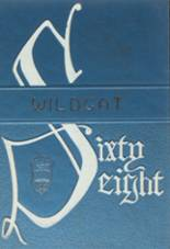 1968 Yearbook Montgomery County RII High School