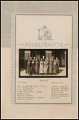 1936 Ft. Cobb High School Yearbook Page 10 & 11