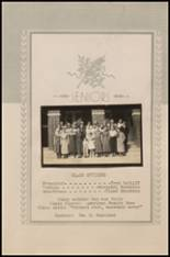 1936 Ft. Cobb High School Yearbook Page 12 & 13