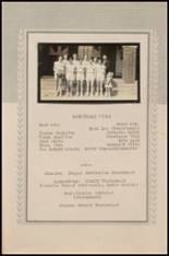 1936 Ft. Cobb High School Yearbook Page 42 & 43