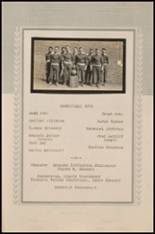 1936 Ft. Cobb High School Yearbook Page 44 & 45