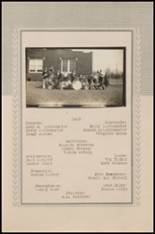 1936 Ft. Cobb High School Yearbook Page 52 & 53