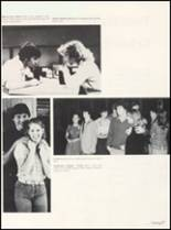 1982 Fayetteville High School (East Campus) Yearbook Page 20 & 21