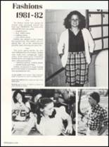 1982 Fayetteville High School (East Campus) Yearbook Page 28 & 29