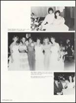 1982 Fayetteville High School (East Campus) Yearbook Page 70 & 71