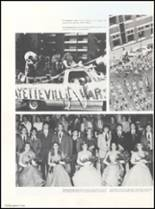 1982 Fayetteville High School (East Campus) Yearbook Page 80 & 81