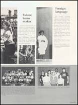 1982 Fayetteville High School (East Campus) Yearbook Page 98 & 99