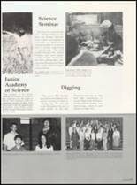 1982 Fayetteville High School (East Campus) Yearbook Page 100 & 101