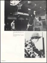 1982 Fayetteville High School (East Campus) Yearbook Page 106 & 107