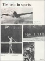 1982 Fayetteville High School (East Campus) Yearbook Page 108 & 109