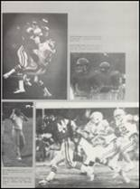 1982 Fayetteville High School (East Campus) Yearbook Page 112 & 113
