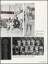 1982 Fayetteville High School (East Campus) Yearbook Page 120 & 121