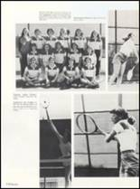 1982 Fayetteville High School (East Campus) Yearbook Page 130 & 131