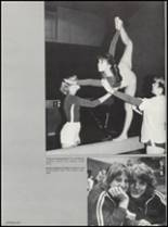 1982 Fayetteville High School (East Campus) Yearbook Page 132 & 133