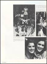 1982 Fayetteville High School (East Campus) Yearbook Page 146 & 147