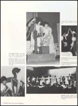 1982 Fayetteville High School (East Campus) Yearbook Page 156 & 157