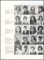 1982 Fayetteville High School (East Campus) Yearbook Page 180 & 181
