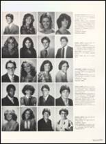 1982 Fayetteville High School (East Campus) Yearbook Page 184 & 185