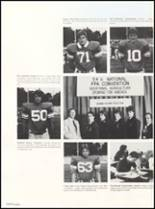 1982 Fayetteville High School (East Campus) Yearbook Page 188 & 189