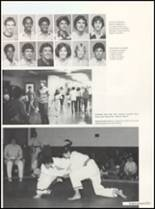 1982 Fayetteville High School (East Campus) Yearbook Page 206 & 207
