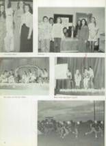 1975 Clyde High School Yearbook Page 10 & 11