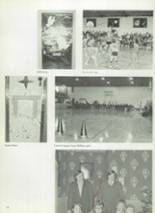 1975 Clyde High School Yearbook Page 14 & 15