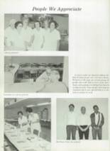 1975 Clyde High School Yearbook Page 20 & 21