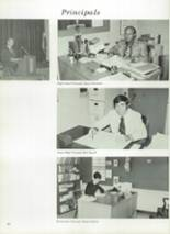 1975 Clyde High School Yearbook Page 24 & 25
