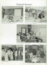 1975 Clyde High School Yearbook Page 28 & 29