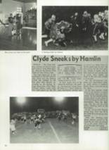 1975 Clyde High School Yearbook Page 38 & 39