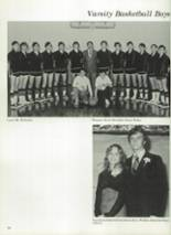 1975 Clyde High School Yearbook Page 42 & 43