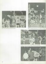 1975 Clyde High School Yearbook Page 44 & 45
