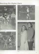 1975 Clyde High School Yearbook Page 48 & 49