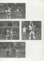 1975 Clyde High School Yearbook Page 50 & 51