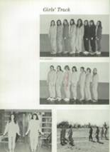 1975 Clyde High School Yearbook Page 54 & 55