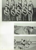 1975 Clyde High School Yearbook Page 56 & 57