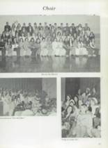 1975 Clyde High School Yearbook Page 70 & 71
