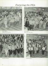 1975 Clyde High School Yearbook Page 78 & 79