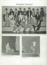 1975 Clyde High School Yearbook Page 82 & 83