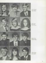 1975 Clyde High School Yearbook Page 86 & 87
