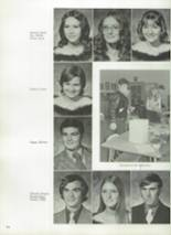 1975 Clyde High School Yearbook Page 88 & 89