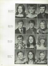 1975 Clyde High School Yearbook Page 96 & 97