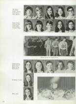 1975 Clyde High School Yearbook Page 98 & 99