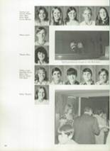 1975 Clyde High School Yearbook Page 100 & 101