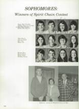 1975 Clyde High School Yearbook Page 104 & 105