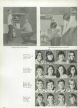 1975 Clyde High School Yearbook Page 108 & 109