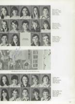 1975 Clyde High School Yearbook Page 110 & 111