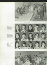 1975 Clyde High School Yearbook Page 114 & 115
