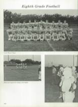 1975 Clyde High School Yearbook Page 122 & 123